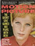 Mia Farrow on the cover of Motion Picture (United States) - December 1968