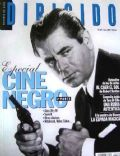 Glenn Ford on the cover of Dirigido (Spain) - June 1998
