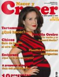 Natalia Oreiro on the cover of Nacer Y Crecer (Argentina) - November 2011