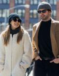 Elizabeth Olsen and Robbie Arnett