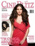 Anushka Sharma on the cover of Cineblitz (India) - February 2013