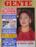 Gente Magazine [Italy] (28 April 1975)