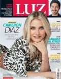 Cameron Diaz on the cover of Luz (Argentina) - May 2014