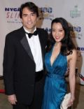 Vincent Spano and Brenda Li