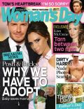 David Beckham, David Beckham and Victoria Beckham, Victoria Beckham on the cover of Womans Day (Australia) - September 2011