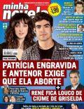 Minha Novela Magazine [Brazil] (1 November 2011)