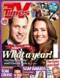 TV Times Magazine [United Kingdom] (28 April 2012)