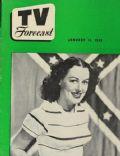 TV Forecast Magazine [United States] (14 January 1950)
