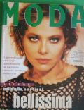 MODA Magazine [Italy] (December 1989)