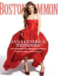 Anna Kendrick on the cover of Boston Common (United States) - July 2012