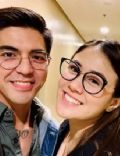 Mark Herras and Nicole Donesa