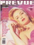 Traci Lords on the cover of Prevue (United States) - January 1993