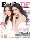 Martha Higareda, Miriam Higareda on the cover of Estilo Df (Mexico) - February 2014