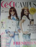 Ceci Campus Magazine [South Korea] (March 2010)