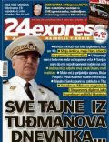 24 Sata Express Magazine [Croatia] (28 October 2011)