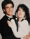 Robby Benson and Karla DeVito