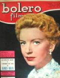 Deborah Kerr on the cover of Bolero Film (Italy) - June 1957