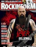Rockinform Magazine [Hungary] (March 2011)