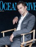 Olivier Martinez on the cover of Ocean Drive (United States) - October 2012