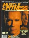 Arnold Schwarzenegger on the cover of Muscle Fitness (United States) - July 1993