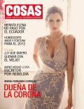 Cosas Magazine [Ecuador] (15 December 2011)