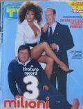 TV Sorrisi e Canzoni Magazine [Italy] (9 November 1986)