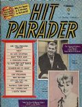Connie Stevens on the cover of Hit Parader (United States) - February 1961