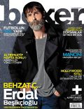 Erdal Besikçioglu on the cover of Boxer (Turkey) - November 2013