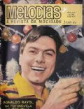 Agnaldo Rayol on the cover of Melodias (Brazil) - January 1967
