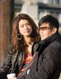 Grace Park and Phil Kim
