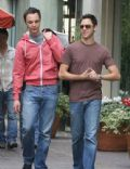 Jim Parsons and Todd