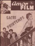 Amor Film Magazine [France] (1 June 1953)
