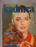 on the cover of Kadinca (Turkey) - February 1979