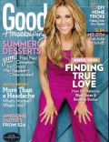 Sheryl Crow on the cover of Good Housekeeping (United States) - August 2014
