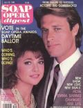 Soap Opera Digest Magazine [United States] (29 July 1986)