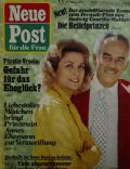 Neue Post Magazine [West Germany] (11 March 1974)