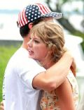 Patrick Schwarzenegger and Taylor Swift