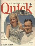 Bob Hope on the cover of Quick (United States) - May 1951
