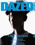 Tilda Swinton on the cover of Dazed and Confused (United States) - December 2011