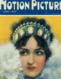 Gloria Swanson on the cover of Motion Picture (United States) - June 1925
