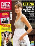 Diez Minutos Magazine [Spain] (12 September 2007)