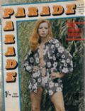 Magda Konopka on the cover of Parade (United Kingdom) - September 1969