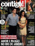 Contigo! Magazine [Brazil] (11 November 2010)