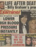 National Examiner Magazine [United States] (4 February 1986)