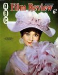 Audrey Hepburn on the cover of Abc Film Review (United Kingdom) - January 1967