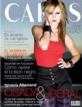 Caras Magazine [Chile] (15 January 2008)