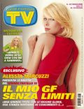 TV Sorrisi e Canzoni Magazine [Italy] (17 October 2009)