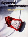on the cover of Sports Illustrated (United States) - February 1961