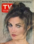Jane Seymour on the cover of TV Guide (United States) - February 1981