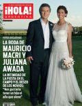 Hola! Magazine [Argentina] (24 November 2011)
